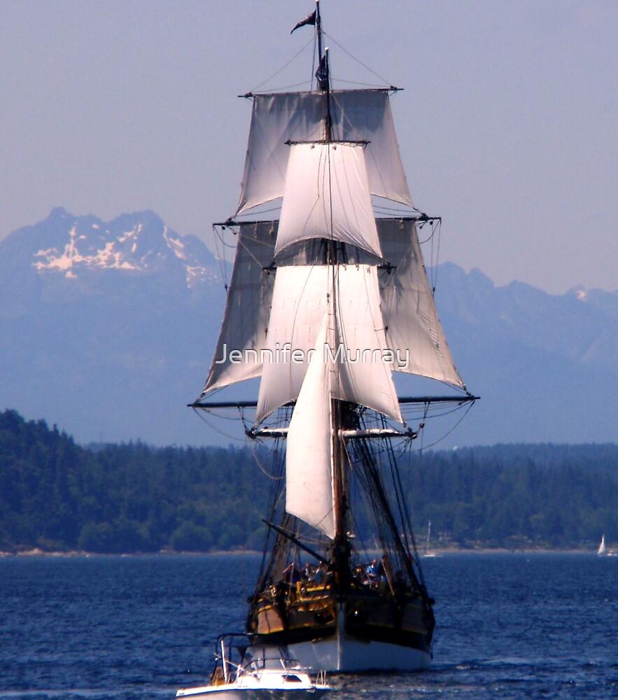 Pirates Ahoy  by Jennifer Murray