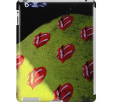 Tongues Twister iPad Case/Skin