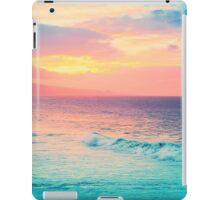 Hookipa Surf Sunset iPad Case/Skin