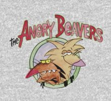 Angry Beavers One Piece - Short Sleeve