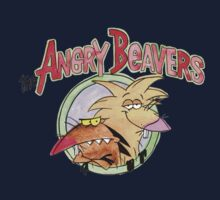 Angry Beavers Kids Tee