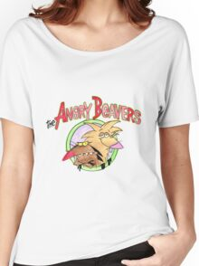 Angry Beavers Women's Relaxed Fit T-Shirt