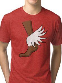 Messenger Dark Tri-blend T-Shirt