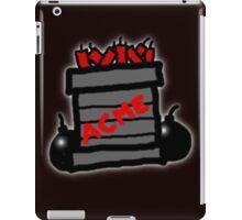 Cartoon TNT/Dynamite stack [Big] iPad Case/Skin