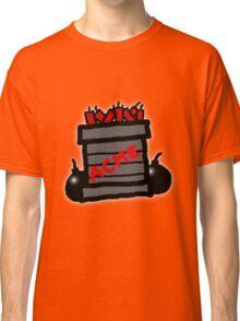 Cartoon TNT/Dynamite stack [Big] Classic T-Shirt