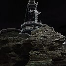 Point Lonsdale Lighthouse by Andrew S