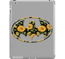 Sunflower Batman iPad Case/Skin