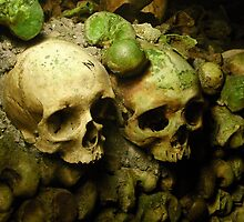 Catacombs by Dean  Swinfield