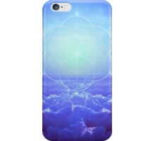All but the Brightest Star (Sirius Star Geometric) iPhone Case/Skin