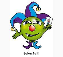 Joker Ball Unisex T-Shirt