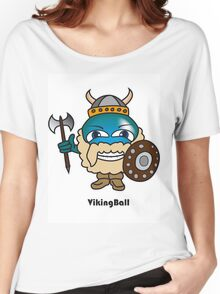 Viking Ball Women's Relaxed Fit T-Shirt