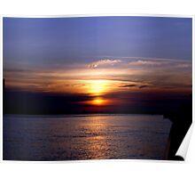 Sunrise Doesn't Last All Morning Poster