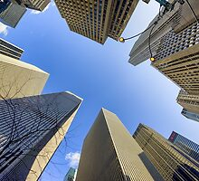 Surrounded by Giants by romankphoto
