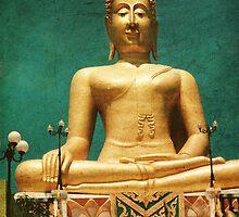 Big Buddha by Angie Muccillo