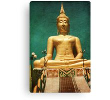 Big Buddha Canvas Print