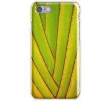 Hawaiian Palm Bark iPhone Case/Skin