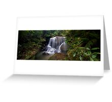 Leura Falls Greeting Card