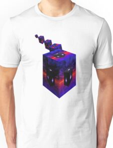 Objects May Appear Larger Unisex T-Shirt
