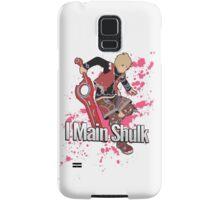 I Main Shulk - Super Smash Bros. Samsung Galaxy Case/Skin