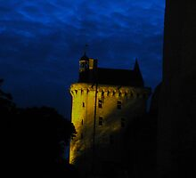 Fort_Saint-George_Chinon_France by Keith Richardson