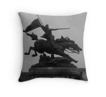 Jean_d'Arc_1893 Throw Pillow