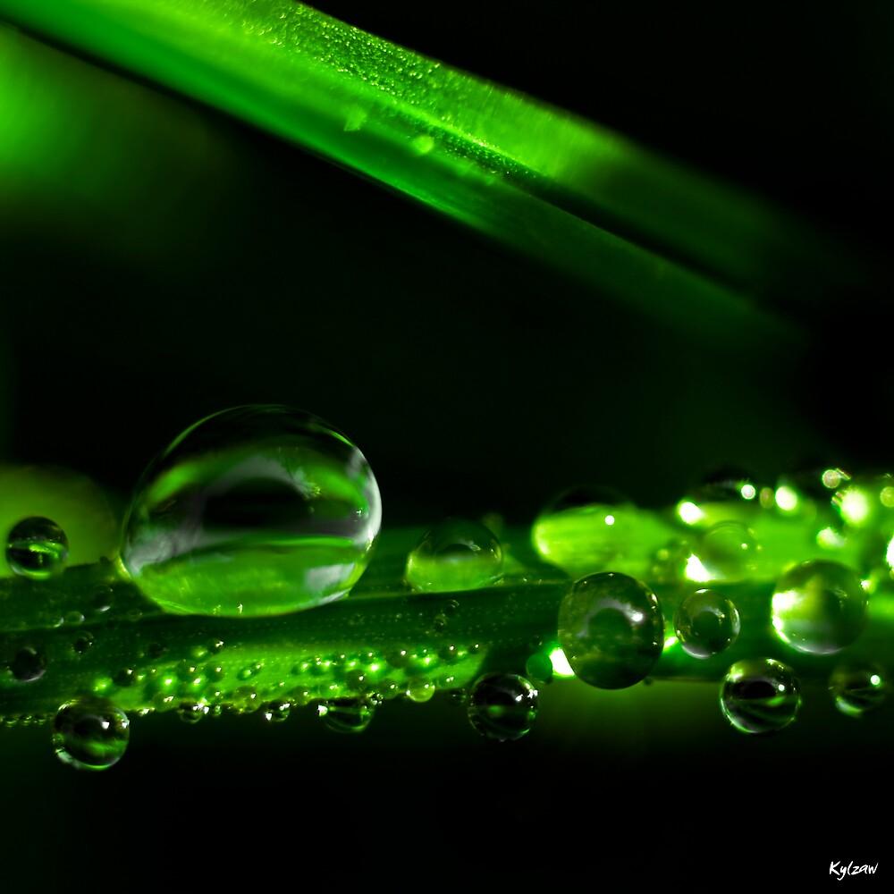 Droplets by Kylzaw