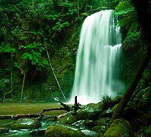 Beauchamp Falls by Calvin Tiono
