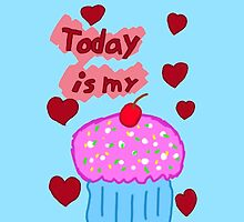 Today is my Birthday by Infernoman