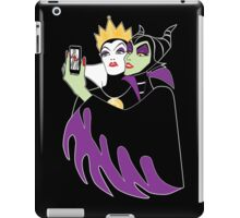 Grimhilde & Maleficent Selfie iPad Case/Skin