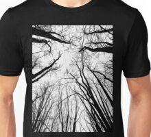 The Gathering - Winter Trees Unisex T-Shirt