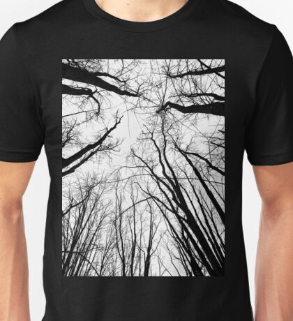 The Gathering - Winter Trees Unisex T-Shirt