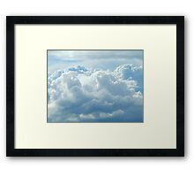 Kingdom of Heavens Framed Print