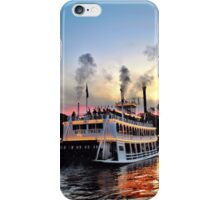 Mark Twain iPhone Case/Skin