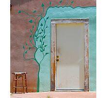 Bisbee Door Photographic Print