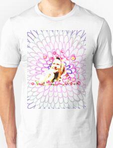 The head in daisies T-Shirt
