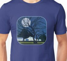 The Farm By Moonlight Unisex T-Shirt