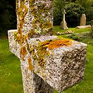 Granite Cross by Geoff Carpenter