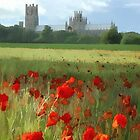 Ely Cathedral, Cambridgeshire, UK by sharpeimages