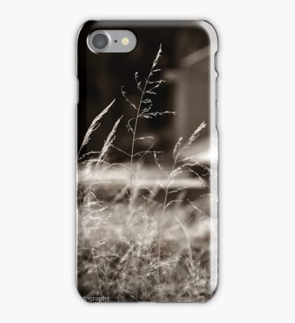 Graveyard Grasses iPhone Case/Skin