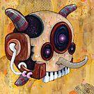Sound Byte ~~ AmoeBot series by Chris Brett