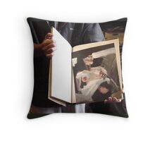 hostage she 1 Throw Pillow