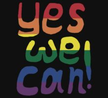 Yes, we can! by Gili Orr