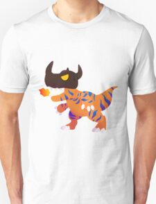 Greymon: Nova Flame Unisex T-Shirt