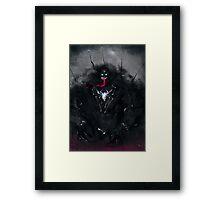 Venom Framed Print