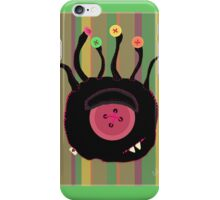Eye of the Beholder iPhone Case/Skin