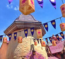 Tangled by dlr-wdw