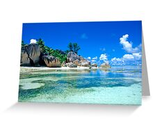 beach dream Greeting Card