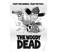 The Woody Dead Poster
