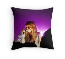 Ladyhawke1 Throw Pillow