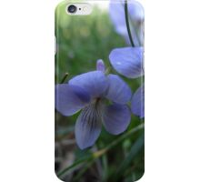 A small world view iPhone Case/Skin